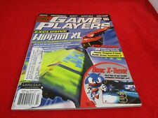 Game Players Magazine Issue 86 July 1996 Wipeout XL Playstation 1  Cover