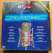 "💿 VINTAGE VINYL Record Collector ""KISS 98.7 FM, MASTERMIXES"" 2 Discs, Radio"