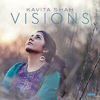 Kavita Shah - Visions [New & Sealed] Digipack CD