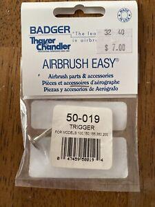 BADGER AIR-BRUSH 50019 MODEL 200 AIRBRUSH TRIGGER