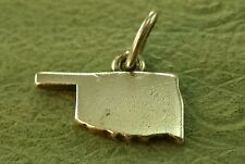 JAMES AVERY RETIRED Oklahoma OSU OU. STATE CHARM STERLING UNCUT