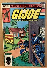 G.I. Joe #10  - 1st Appearance of Dr. Venom (Marvel, 1983)
