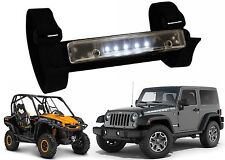 Rampage 769801 Roll Bar Mount LED Light For Jeep's RZR's ATV's New Free Shipping