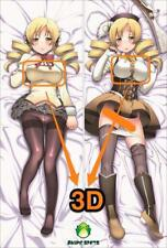 Akemi Homura Puella Madoka Magica MQ024 Ani 3D butt /& 3D breast body pillow case