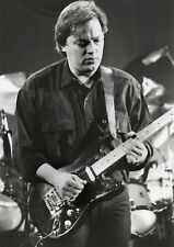 DAVID GILMOUR PHOTO 1984 UNIQUE PINK FLOYD IMAGE UNRELEASED 12 INCHES EXCLUSIVE