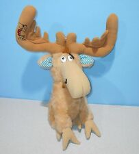 "Older 1983 Dr. Seuss 14"" Thudwick The Big Hearted Moose Plush Stuffed Animal"
