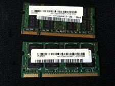 2 x 1gb ddr2 Module, m470t2953cz3-ce6, pc2-5300 SODIMM per Acer TravelMate 7520g