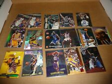 Topps Stadium Club MEMBERS ONLY SHAQUILLE O'NEAL LOT OF 16 LAKERS BEAM TEAM
