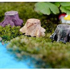 Cute Mini Miniature Tree Crafts Ornament Fairy Garden Plants Home Decoration
