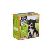 Nourriture adultes agneau pour chien