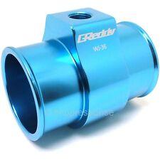 GReddy Radiator Hose Sensor/Breather Tank Adapter 36mm Fits SR RB 4G63 and More