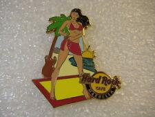 MARBELLA,Hard Rock Cafe Pin,SEXY Beach Bikini Girl # 2