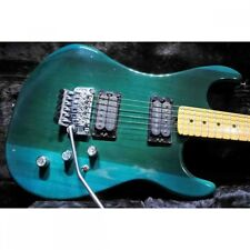 KRAMER USA Pacer Imperial 1983 Trans Green Used Electric Guitar F/S