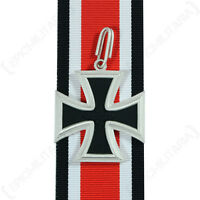 1957 KNIGHTS CROSS OF THE IRON cross - Repro Medal With Ribbon Oakleaf German