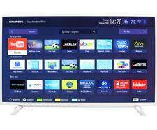 Grundig 55 GUW 8768 4K/UHD LED Fernseher 139 cm [55 Zoll] Weiss