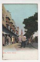 Egypt, Cairo, Native Street Postcard, B191