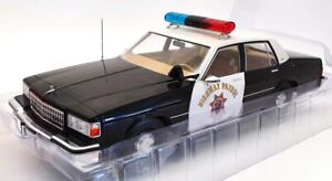 Model Car Group 1/18 Scale MCG18218 - Chevy Caprice California Highway Patrol