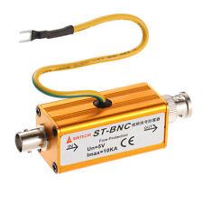 CCTV Video BNC COAX Surge Protector Lightning Arrester Signal Protect Aluminium