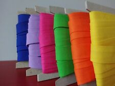 Lamówka bawełniana 18mm mix kolorów (1mb=1,10zł)