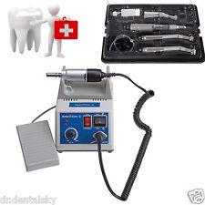 Micromotor Dental Lab Marathon Polishing+2 High & Low Speed Handpiece NSK 4H US