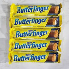 5 Butterfinger Candy Bars ORIGINAL RECIPE DISCONTINUED