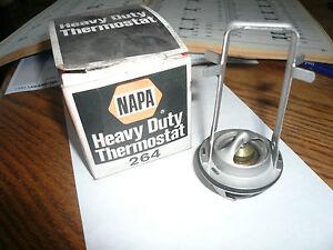 Thermostat, NAPA THM 264, Gates 33529 - 195 Degree, # 2128 Olds Pontiac Chevy GM