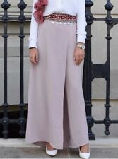Lovely Grey Trousers/skirt Size UK 8
