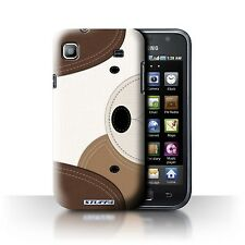 STUFF4 Case/Cover for Samsung Galaxy S/I9000/Animal Stitch Effect/Dog