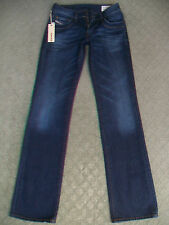 DIESEL 'RONHARY' STRETCH JEANS WMN - BNWT - SIZE 8