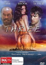 Three - Drama / Thriller - Billy Zane, Kelly Brook - DVD