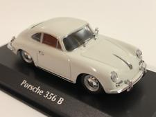 Maxichamps 940064301 Porsche 356 B 1961 Grey 1:43 Scale