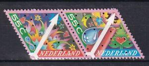 Netherlands 1993 Christmas 2 MNH stamps