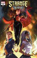 STRANGE ACADEMY #9 TAURIN CLARKE EXCLUSIVE VARIANT NM SCARLET WITCH DOCTOR MAGIK