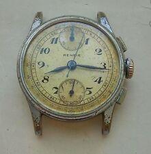 1940's Swiss Mechanical Rensie Chronograph, cal. Venus 170, working