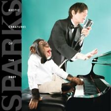 Sparks - Exotic Creatures of the Deep (Special Pouchet Wallet Format) [CD]