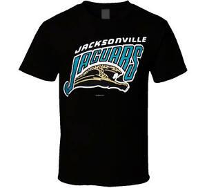 Retro Jacksonville Jaguars Vintage 1993 Starter T-Shirt Vintage Men Gift Tee New
