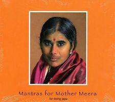 MANTRAS FOR MOTHER MEERA - Musik & Meditations CD - NEU OVP