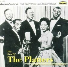 THE PLATTERS - BEST OF THE PLATTERS, VOL. 1 [SPECTRUM] NEW CD