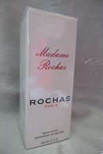 Madame ROCHAS 3.3 3.4 OZ 100 ML EDT SPRAY NIB FRAGRANCE FOR WOMAN RARE OLD BOX