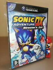 Sonic Adventure DX Director's Cut Nintendo GameCube Pal version like new
