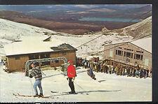 Scotland Postcard - Ski-ing In The Cairngorms   BH6232