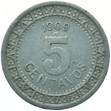 More details for coin / mexico 5 centavos 1909 beautiful collectible   #wt30522