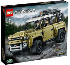 42110 Land Rover Defender LEGO technique