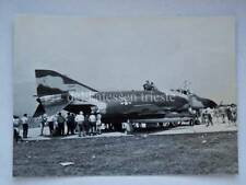 AVIANO US AIR FORCE aereo aircraft airplane aviazione vintage foto 9