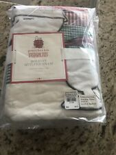 Pottery Barn Kids Holiday Peanuts Standard Sham Sold Out New