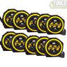 Tough Master 5m Tape Measure 5 Metre 16ft Tylon 1-30-696  STA130696 Pack of 10