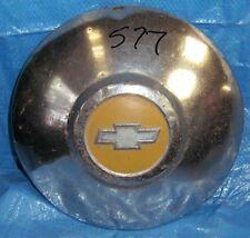 RF577 1950 50 Chevrolet Chev Chevy Hubcap Hub Cap Dog Dish