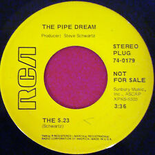 THE PIPE DREAM The 5:23 Hippie Pop Psych PROMO 45-74-0179 Mrs. Brown's Limosine