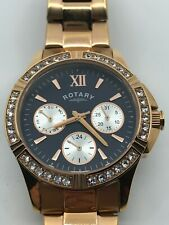 Rotary Women's Analogue Classic Quartz Watch LB00162/05