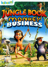 The Jungle Book: Monkey Business (DVD, 2014, Canadian, Widescreen) FREE Shipping